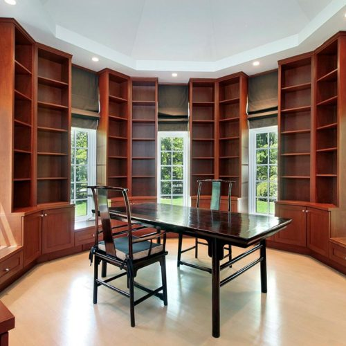 Falegnameria Arrigo | Falegnameria Brescia | Librerie in legno