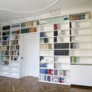 Falegnameria Arrigo | Falegnameria Brescia | Libreria in legno